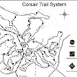 Corsair Trail Map (PDF)