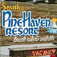 Pine Haven Beach Resort